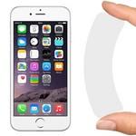 Стекло защитное гибридное Krutoff для iPhone 6/6S