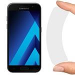 Стекло защитное гибридное Krutoff для Samsung Galaxy A3 (2017)