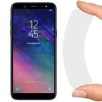 Стекло защитное гибридное Krutoff для Samsung Galaxy A6 (2018)