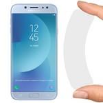 Стекло защитное гибридное Krutoff для Samsung Galaxy J7 (2017)