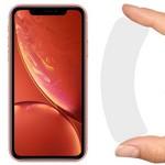 Стекло защитное гибридное Krutoff для iPhone XR/11
