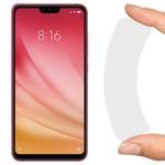 Стекло защитное гибридное Krutoff для Xiaomi Mi 8 Lite