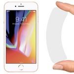 Стекло защитное гибридное Krutoff для iPhone 7/8