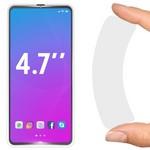 """Стекло защитное гибридное Krutoff универсальное для смартфонов 4.7"""""""
