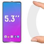 """Стекло защитное гибридное Krutoff универсальное для смартфонов 5.3"""""""