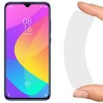 Стекло защитное гибридное Krutoff для Xiaomi Mi 9 Lite