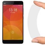 Стекло защитное гибридное Krutoff для Xiaomi Mi 4