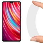 Стекло защитное гибридное Krutoff для Xiaomi Redmi Note 8