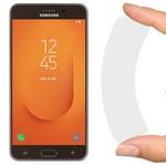 Стекло защитное гибридное Krutoff для Samsung Galaxy J7 Prime 2
