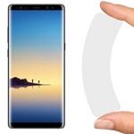 Стекло защитное гибридное Krutoff для Samsung Galaxy Note 8