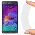 Стекло защитное гибридное Krutoff для Samsung Galaxy S5