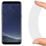 Стекло защитное гибридное Krutoff для Samsung Galaxy S8