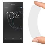 Стекло защитное гибридное Krutoff для Sony Xperia L1
