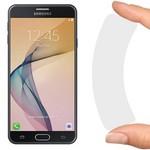 Стекло защитное гибридное Krutoff для Samsung Galaxy J5 Prime