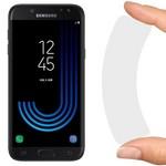 Стекло защитное гибридное Krutoff для Samsung Galaxy J5 (2017)