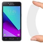Стекло защитное гибридное Krutoff для Samsung Galaxy J2 Prime G532 (2016)