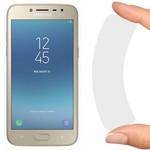 Стекло защитное гибридное Krutoff для Samsung Galaxy J2 (2018)/ J2 Pro (2018)