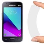 Стекло защитное гибридное Krutoff для Samsung Galaxy J1 mini J105 / J1 mini prime J106