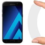 Стекло защитное гибридное Krutoff для Samsung Galaxy A5 (2017)
