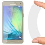 Стекло защитное гибридное Krutoff для Samsung Galaxy A5 A500F