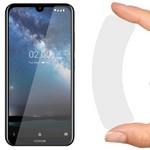 Стекло защитное гибридное Krutoff для Nokia 2.2