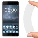 Стекло защитное гибридное Krutoff для Nokia 6
