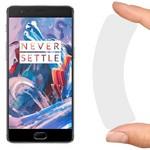 Стекло защитное гибридное Krutoff для OnePlus 3 / 3T