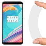 Стекло защитное гибридное Krutoff для OnePlus 5T