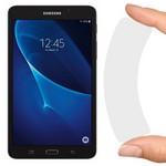 """Стекло защитное гибридное Krutoff для Samsung Galaxy Tab A LTE/ Galaxy Tab J 2016 (7.0"""") SM-T285"""