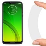 Стекло защитное гибридное Krutoff для Motorola Moto G7 Power