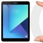 "Стекло защитное гибридное Krutoff для Samsung Galaxy Tab S3 (9.7"")"