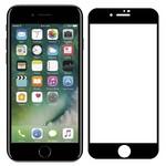 Стекло защитное Full Glue Premium Krutoff для iPhone 7/8 черное