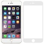 Стекло защитное Full Glue Premium Krutoff для iPhone 6 Plus/6S Plus белое