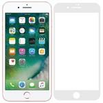 Стекло защитное Full Glue Premium Krutoff для iPhone 7 Plus/8 Plus белое