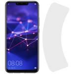 Стекло защитное гибридное Krutoff для Huawei Mate 20 Lite