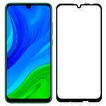 Стекло защитное Full Glue Premium Krutoff для Huawei P Smart 2019/P Smart + 2019/P Smart 2020/Honor 20i/Honor 20 Lite/Honor 20e