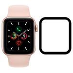 Стекло защитное гибридное Zifriend для Apple Watch 4/5 (44mm)