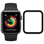 Стекло защитное гибридное Zifriend для Apple Watch 1/2/3 (42mm)