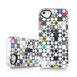 Накладка силиконовая для iPhone 5/5s (graphic spot) Itskins