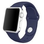 Ремешок Krutoff Silicone для Apple Watch 38/40mm (midnight blue) 10