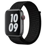 Ремешок Krutoff Nylon для Apple Watch 38/40mm (black) 46