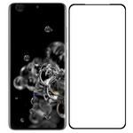 Стекло защитное 3D Premium Krutoff для Samsung Galaxy S20 Ultra