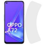 Стекло защитное гибридное Krutoff для OPPO A52/A72