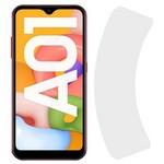 Стекло защитное гибридное Krutoff для Samsung Galaxy A01 Core