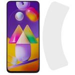 Стекло защитное гибридное Krutoff для Samsung Galaxy M31s
