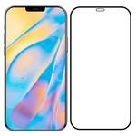"Стекло защитное Full Glue Premium Krutoff для iPhone 12 mini (5.4"") черное"
