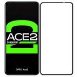 Стекло защитное Full Glue Premium Krutoff для OPPO Ace 2 черное