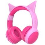 Наушники bluetooth Gorsun E61 (pink)
