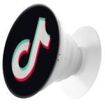 Пластмассовый держатель Krutoff для телефона Попсокет TikTok (вид 3)