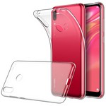 Чехол-накладка Krutoff Clear Case для Huawei Y7 (2019)